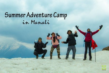 Summer Adventure Camp in Manali