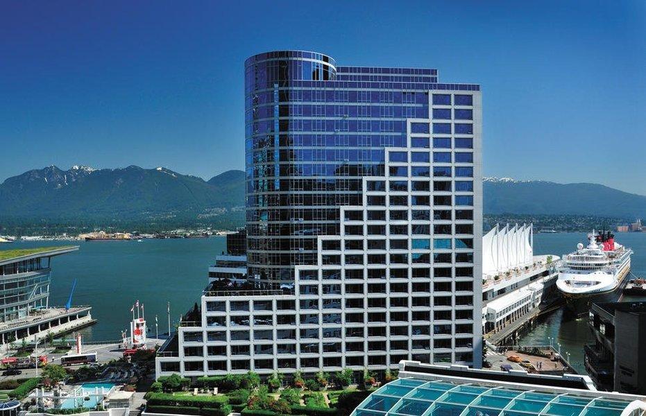 Fairmont Waterfront, Vancouver, Canada - Tour