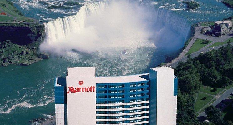 Marriott Niagara Falls Hotel Fallsview, Niagara Falls, Niagara - Tour