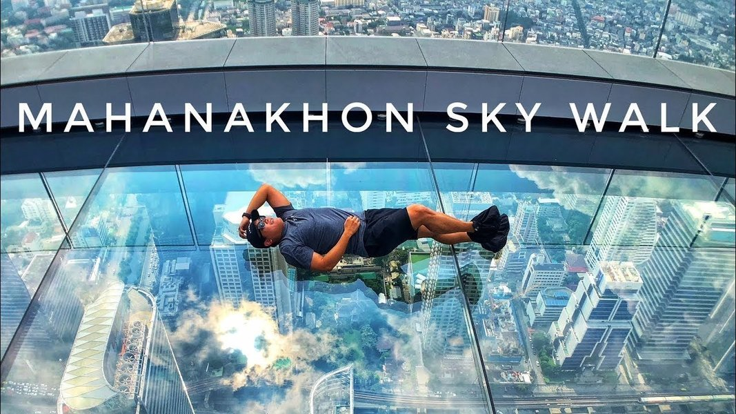 Mahanakhon SkyWalk Ticket in Bangkok - Tour