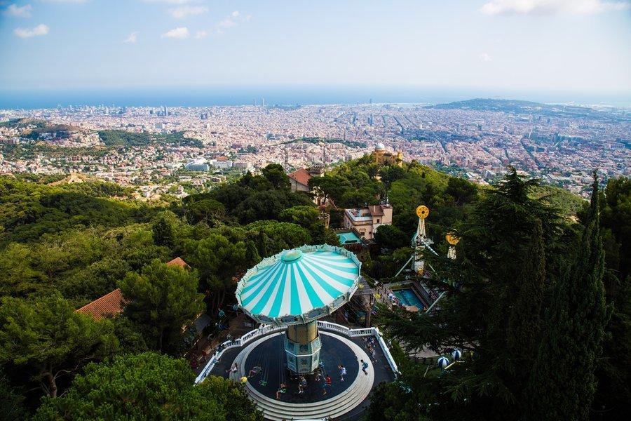 Spanish Bliss end Barcelona - Tour