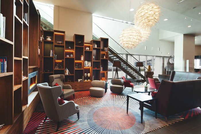 Movenpick Hotel Amsterdam City Centre 4* - Tour