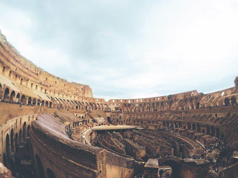 Spain, Switzerland and Rome - Tour