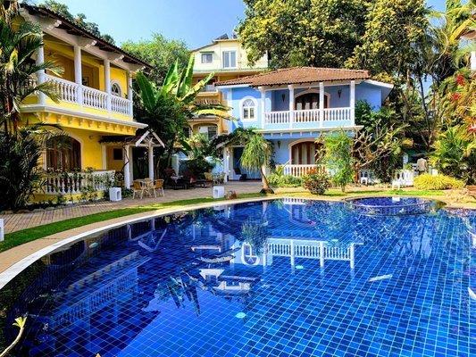3 bedroom villas Nagoa - Tour