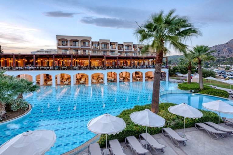 Lindos Imperial Resort & Spa 5* - Tour