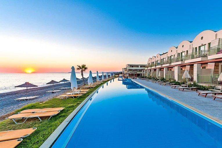 Giannoulis Grand Bay Beach Resort 4* - Tour