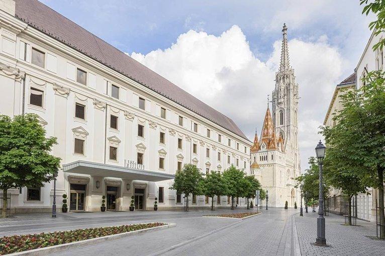 Hilton Budapest 5* - Tour