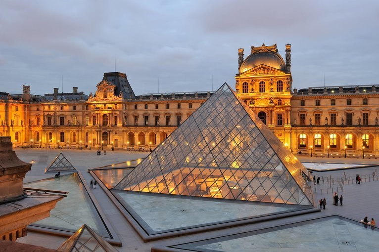 Panoramic Tour of Paris with Cruise and Louvre Museum - Tour