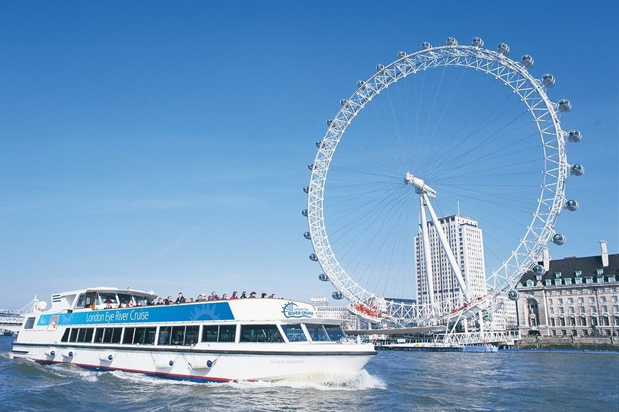 London Eye River Cruise - Tour