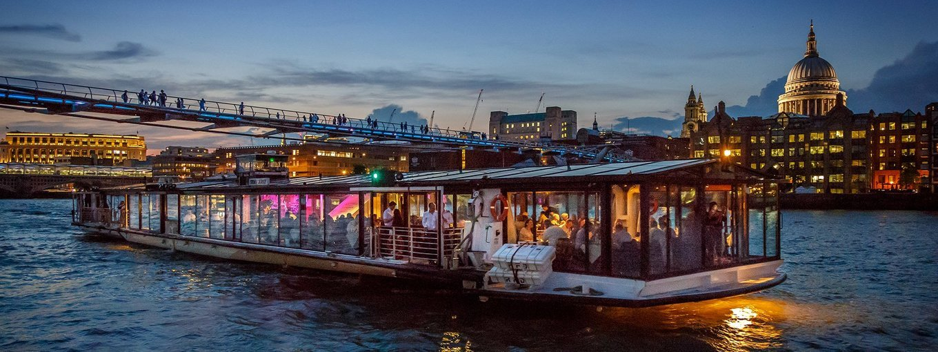 Bateaux London Classic Dinner Cruise - Tour