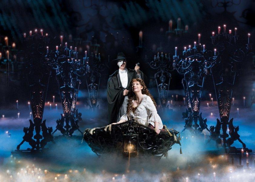 The Phantom of the Opera - Tour