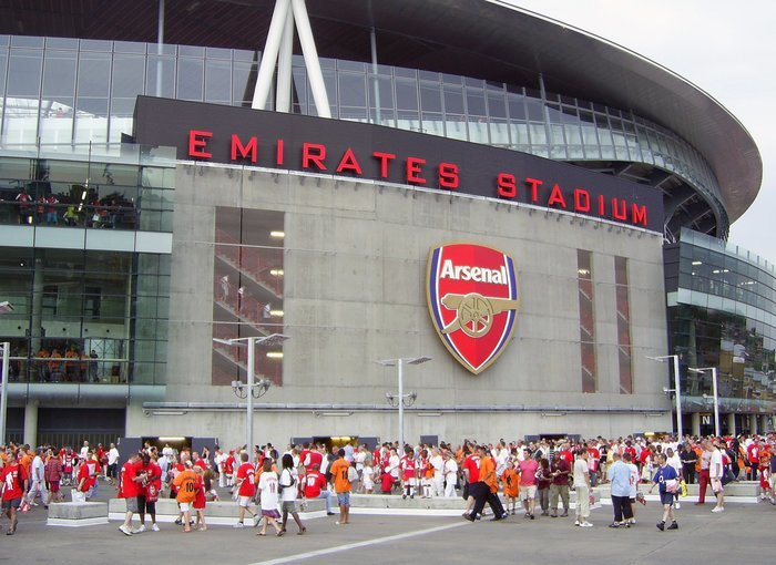 Arsenal - Emirates Stadium Tour - Tour