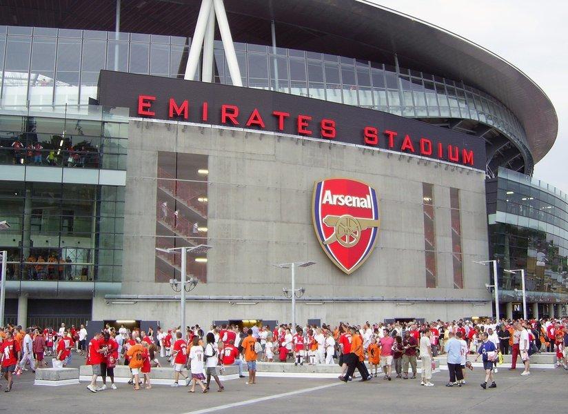 Arsenal - Emirates Stadium Tour - Tour