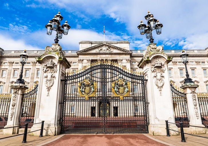 Buckingham Palace Tickets - Tour