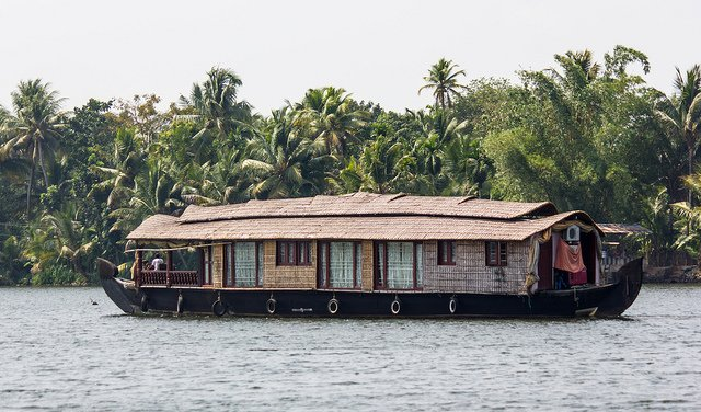 Alleppey Backwater Tour with Traditional Lunch (Cruise Ship Passengers) - Tour
