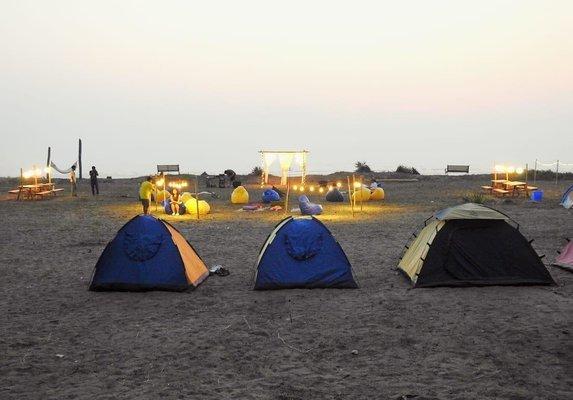 Revdanda Beach Camping - Tour