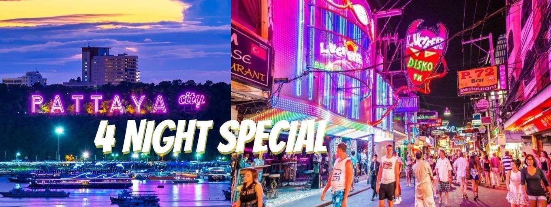 My Pattaya Fun (4 Night Pattaya only) - Tour