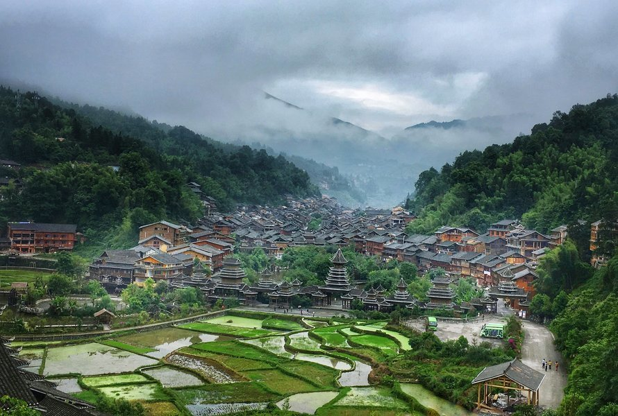 Classic Guizhou 5 Day Private Tour - Tour