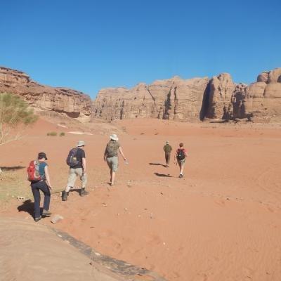 Petra & Wadi Rum Trek, Jordon - Tour