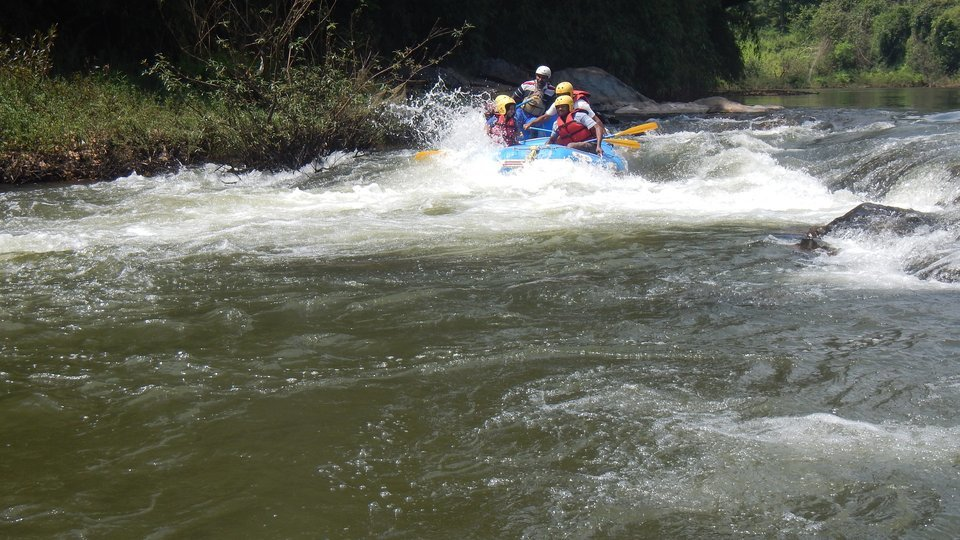 Bhadra Rafting & Camping - Chikmagalur - Tour