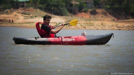 Trekking & Water Sports in Kanakapura