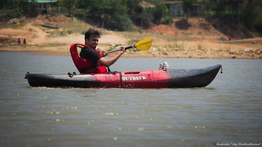 Trekking & Water Sports in Kanakapura - Tour