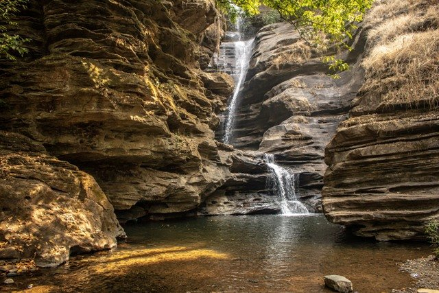 Ermayi Waterfalls Trek - Charmadi Range - Tour