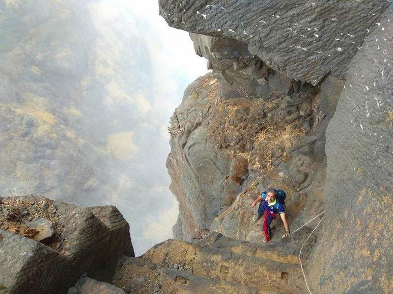 VRangers Trek to Moroshi Bhiravgad - Tour