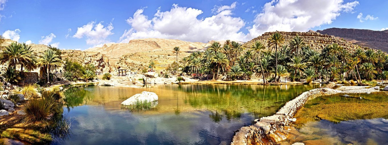 Introduction to Oman Beauty - Tour