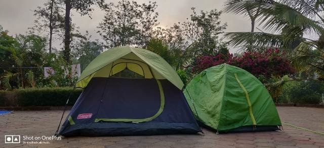 Camping in Coorg - Tour