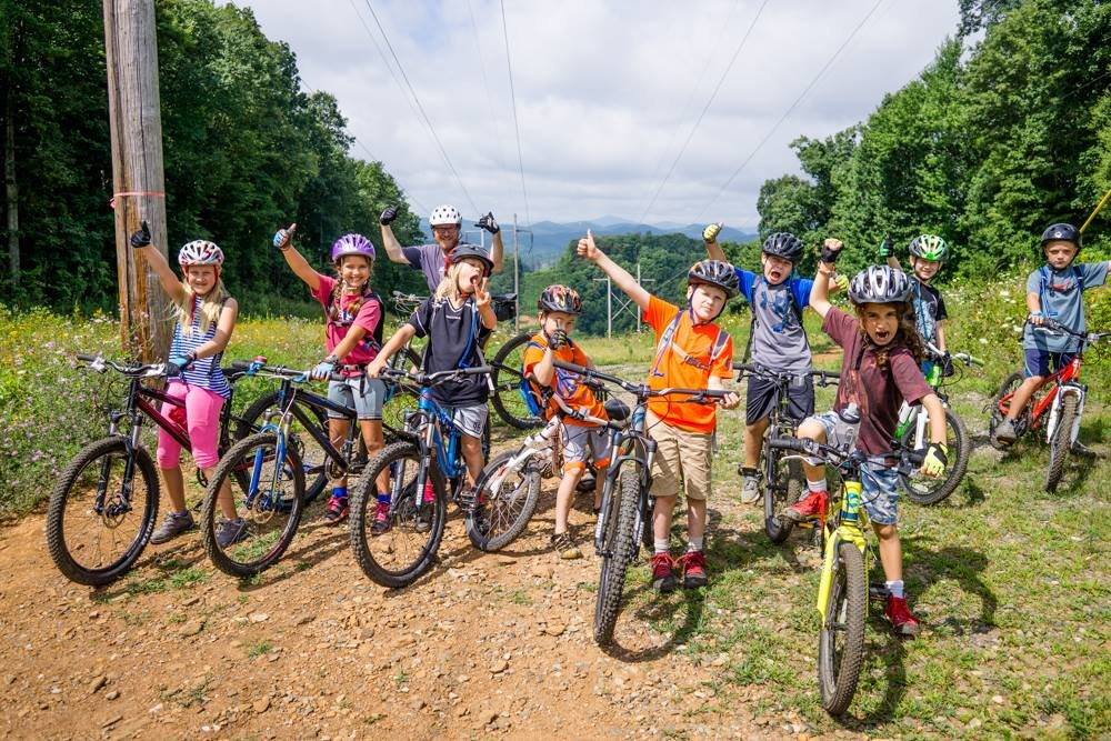Mountain Biking & Adventure Camp - Tour