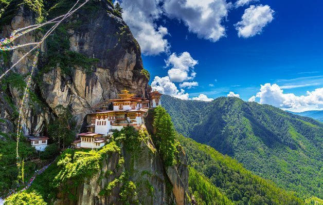 Bhutan Explorer Holiday - Tour