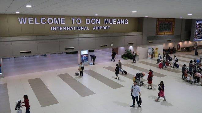 DMK (Don Mueang Airport) Bangkok - Collection