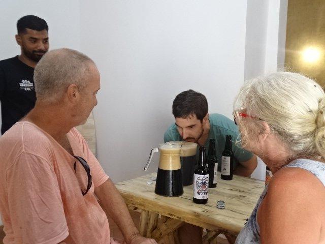 Goan Spirits - Tour