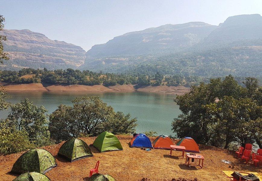 Holi Special Lakeside Camping at Bhandardara - Tour
