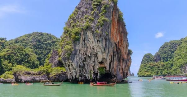 James Bond Island Speedboat Tour from Krabi - Tour
