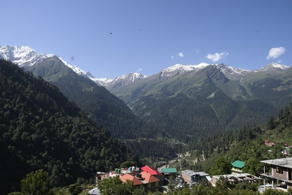 Kasol Grahan Tosh Backpacking Trek - Delhi to Delhi - Tour