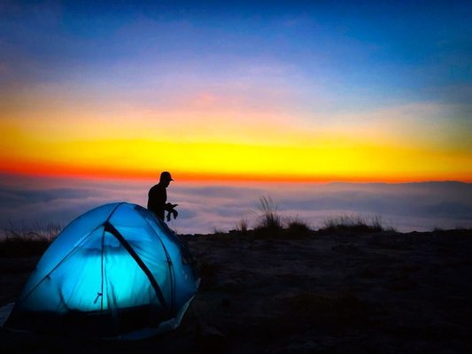Night Trekking & Camping at Wayanad - Tour