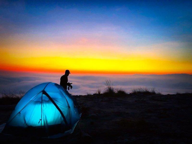 Night Trekking & Camping at Wayanad - Tour