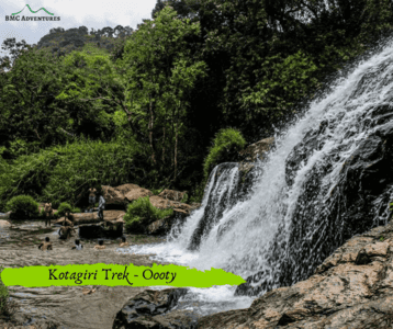 Trek to Kotagiri, Ooty