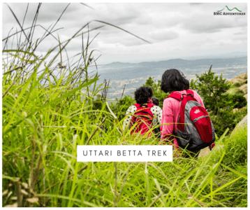 Day Trek to Uttari Betta