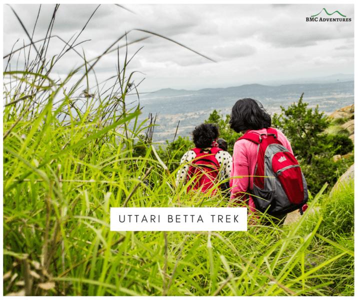 Day Trek to Uttari Betta - Tour