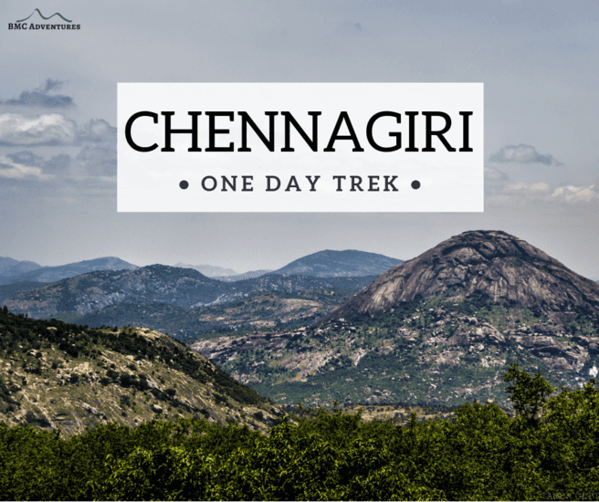 One Day Trek to Chennagiri - Tour