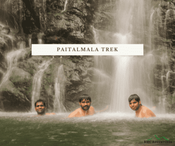 Trek to Paitalmala, Kerala
