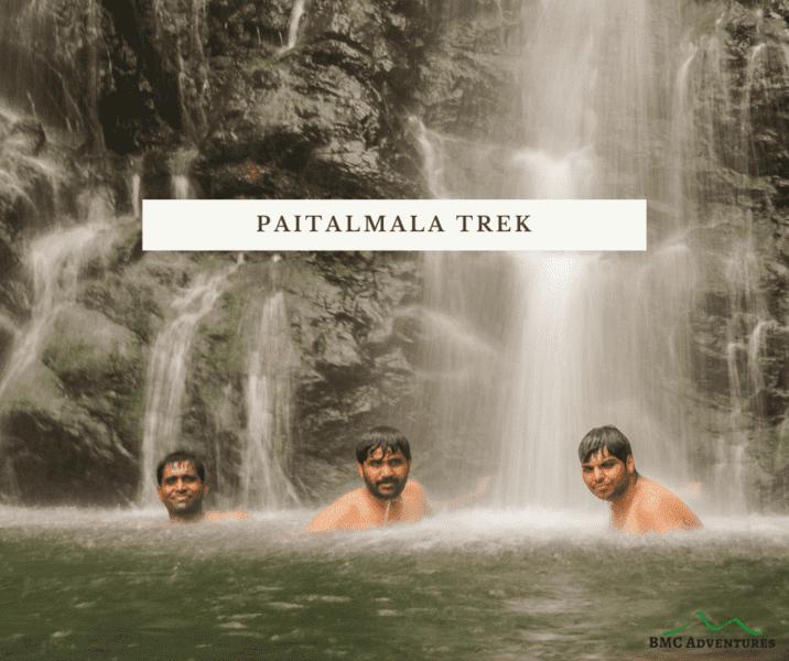 Trek to Paitalmala, Kerala - Tour