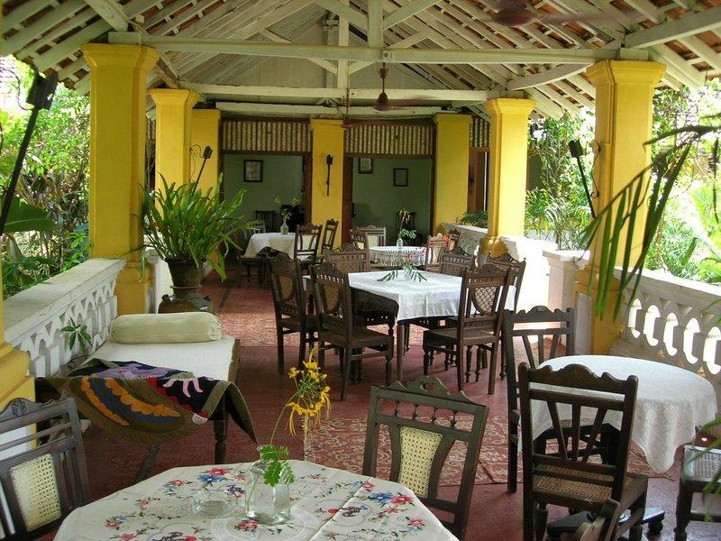Goan Lunch - Tour