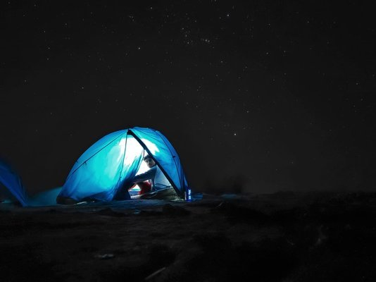 Night Trekking & Camping in Wayanad - Tour
