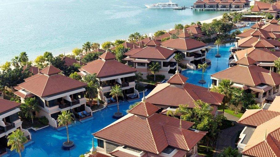 Anantara The Palm Resort 5* - Tour