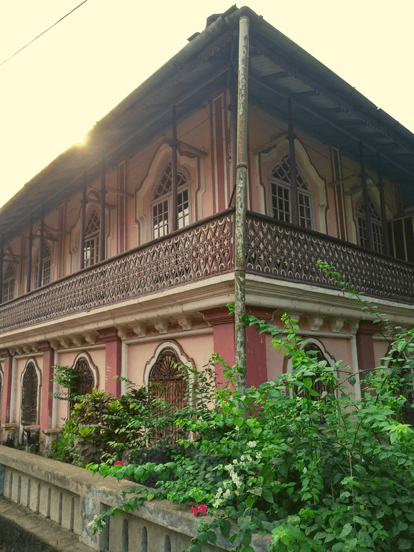 Houses Of Goa - Chandor - Tour