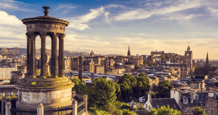 Edinburgh City Tour - Tour